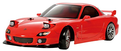 1/10 Mazda RX-7 FD3S TT-02D 4WD On Road Drift Special Kit