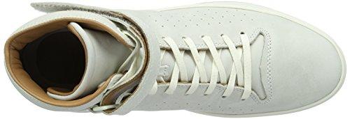 Lacoste Tamora Hi 116 1 Caw Off Wht - Zapatillas Mujer Hueso - Elfenbein (Off White-098)