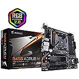 PLACA MÃE GIGABYTE B450 AORUS M 1.0 AMD 9MB45ARSM-00-10, Gigabyte, 9MB45ARSM-00-10