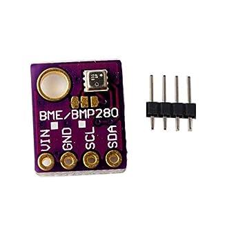 Bme280 sensore di temperatura pressione dell/'aria umidità i2c 5v Arduino barometro digitale