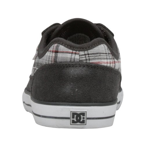 DC Shoes DC Shoes - Schuhe - BRISTOL YOUTH SHOE - D0303081-3BKD - black D0303081 - Zapatillas de skate de cuero para niño Dark Shadow
