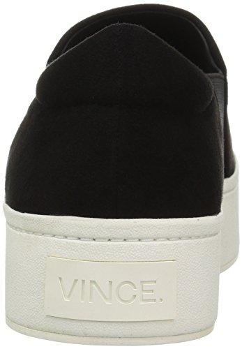 Sneaker Black Women's Vince Women's Vince Warren wnIRqv