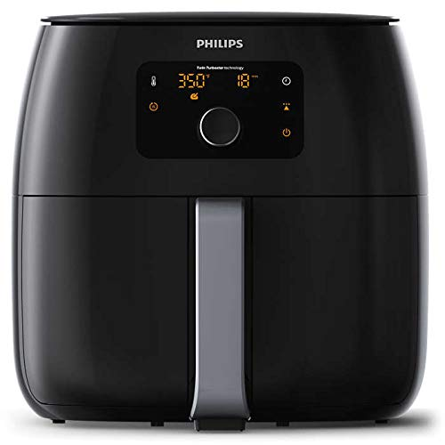 Philips-TurboStar-Air-Fryer-(4.0-qt)