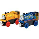 Fisher-Price Thomas the Train Wooden Railway Bill and Ben