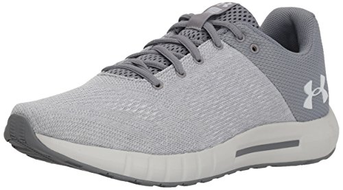 Running W steel Armour Under G Ua Competition Pursuit Shoes Micro Women''s Grey ww7q8