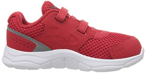 Toddler Adjustable Boys' White M Under Shoes Engage Armour 3 Infant 6K US Closure Red wXp6p5Oqx