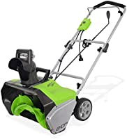 Save on Greenworks Snow Thrower