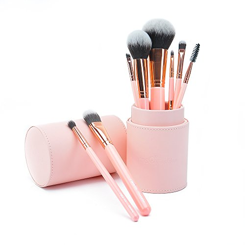 MSQ Makeup Brushes Sets 8pcs Professional Cosmetic Brushes w