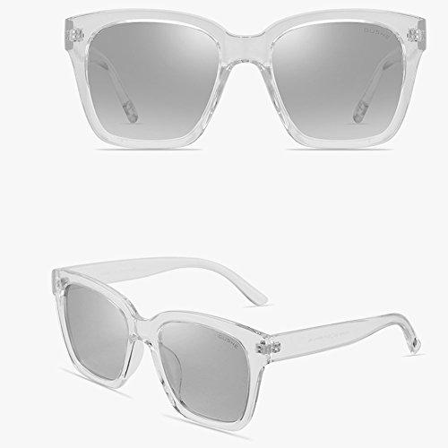 Masculinas Sol Gafas Sol Gafas Driving Mirror 8 de DT Polarizing de Color Estilo Driver Nuevo 8Rtdgqnx