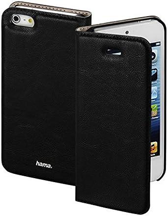 Hama Schutzhülle Guard Case Für Apple Iphone 5 5s Se Schwarz Elektronik
