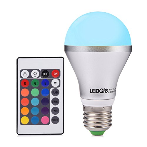 Color Changing A19 5W Led Light Bulb