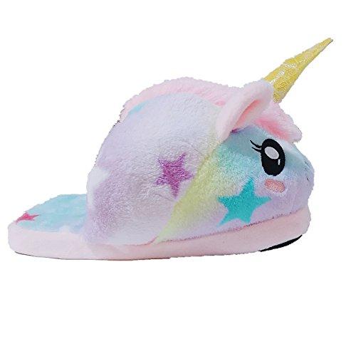 Delle Svegli Unicorno Peluche Pistoni Missley Della Del Di Star Unicorn Camera Fumetto Pecora Da Pecore Pantofole Letto cF06Fq18r