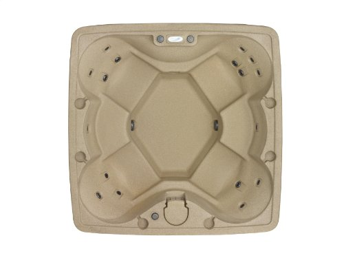 Aqua Rest Spas AR-600 Sandstone Standard Spa by AquaRest Spas