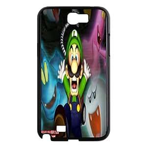 Super Mario For Samsung Galaxy Note 2 N7100 Csaes phone Case THQ137687