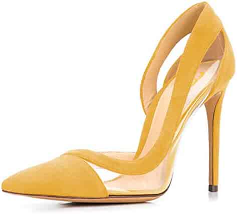 25f6c0a8054 Shopping 11.5 or 14 - Yellow - Pumps - Shoes - Women - Clothing ...