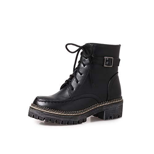 Noir Balamasa Femme 36 5 Sandales Compensées Noir Abl11255 qrXwO7tX