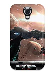Tpu ZippyDoritEduard Shockproof Scratcheproof Spaceship Hard Case Cover For Galaxy S4