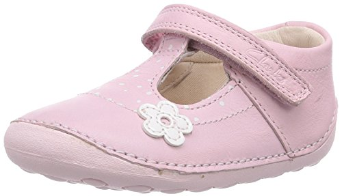 new street price better price for Clarks Little Linzi, Unisex Babies' First Walking Shoes
