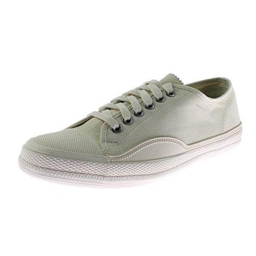 Tretorn Mens Racket Canvas Casual Fashion Sneakers Antique White/Fairway Green mcZfevPqP
