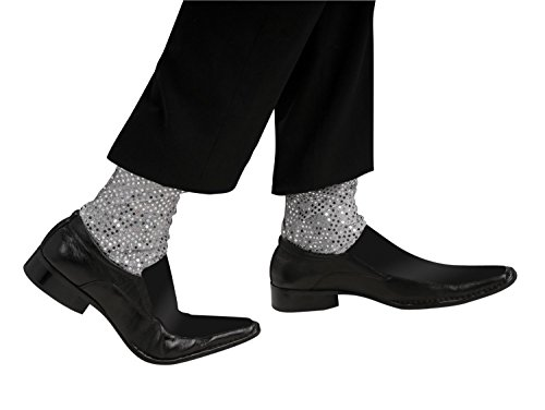 [3 Pairs Moonwalk Socks For Your Costume or When you Want to Just Beat it!] (Old Spice Man Halloween Costume)
