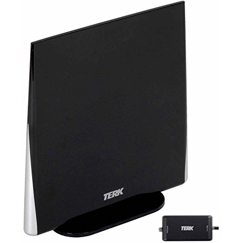TERK TVOMA1 Omni-Directional, Amplified Digital Flat Indoor