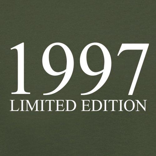 1997 Limierte Auflage / Limited Edition - 20. Geburtstag - Herren T-Shirt - Olivgrün - S