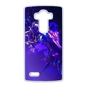 Generic for LG G4 Cell Phone Case White Kassadin Custom HKADSGHGO3166