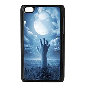 Ipod Touch 4 Terrorist Phone Back Case Use Your Own Photo Art Print Design Hard Shell Protection YT028792