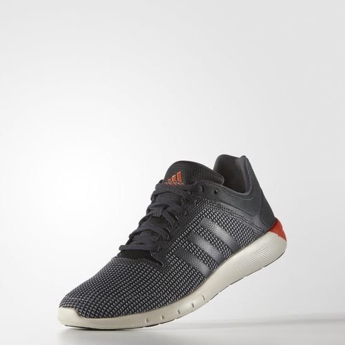 best service c0982 7bc62 Adidas Mens Cc Fresh 2 M Grey, Dark Grey and Orange Mesh Sport Running  Shoes - 12 UK Buy Online at Low Prices in India - Amazon.in