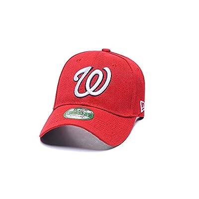 Eras edge Adjustable MLB Baseball Caps Adult One Size (Washington)