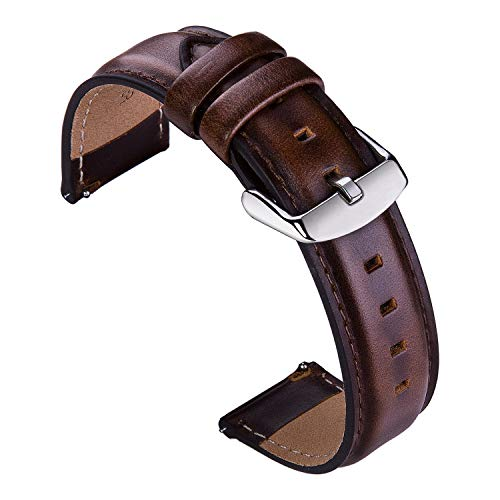Metric Leather Watch - 1