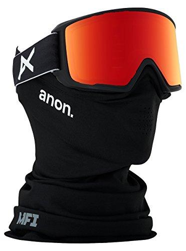 (Anon M3 Goggle, Black Frame Sonar Infrared Lens )