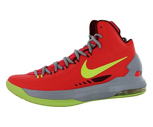 Nike Kd 5 Påsk - Från 554.988 Till 402 Ljusa Crimson / Vit-wolf Grå