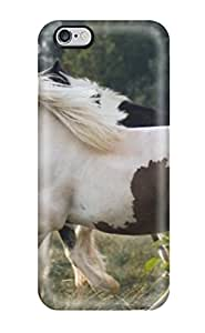 New ARYwyQZ21531xsXiw Running Horses Horse Animal Horse Tpu Cover Case For Iphone 6 Plus