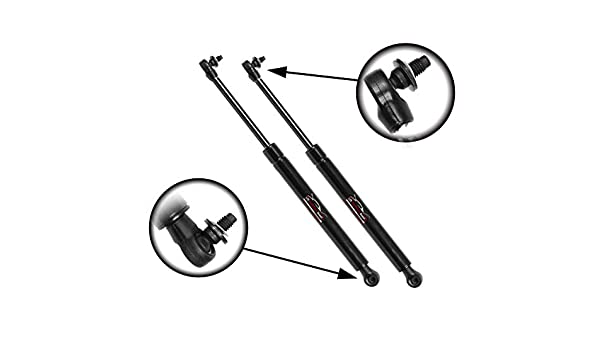2 Qty StrongArm 6432 Rear Trunk Lift Supports Struts Shocks Springs Props Strong Arm