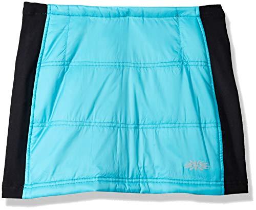 Brickred Skhoop Womens Karin Mini Skirt Medium