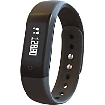 Pedometer for Walking,Willful Non-Bluetooth Pedometer Bracelet Fitness Tracker Simple Step Counter (No app,No Phone need) with Calories Counter Distance Sleep Monitor for Kids Men Women [New Version]