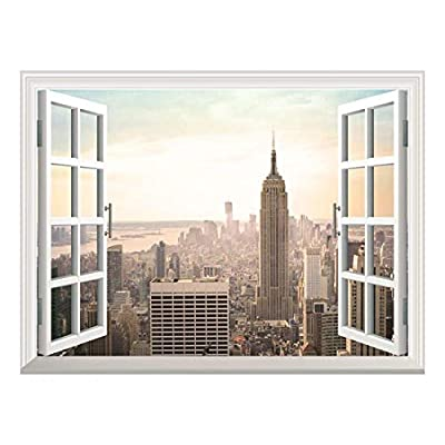 Removable Wall Sticker Wall Mural Bird's Eye View...