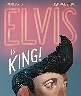 Book Cover: Elvis Is King!