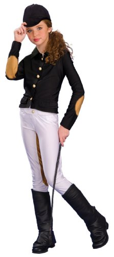 Big Girls' Equestrienne Costume Large by Rubie's