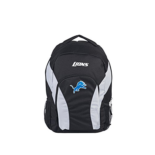 Officially Licensed NFL Detroit Lions Draftday Backpack (Detroit Lions Nfl Draft)