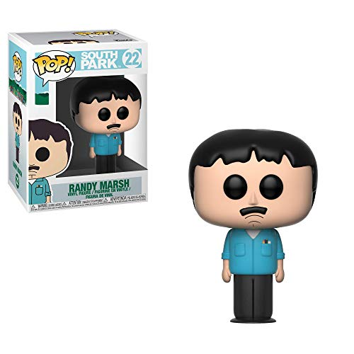 Funko South Park - Figura de Vinilo Randy Marsh
