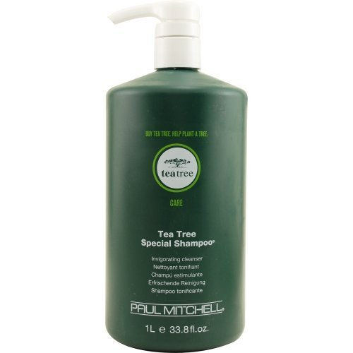 Shampoo Haircare TEA TREE SPECIAL SHAMPOO INVIGORATING CLEAN