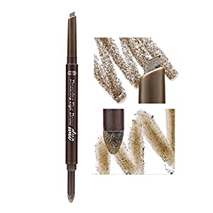 Etude House Drawing Eye Brow DUO #1 Dark Brown