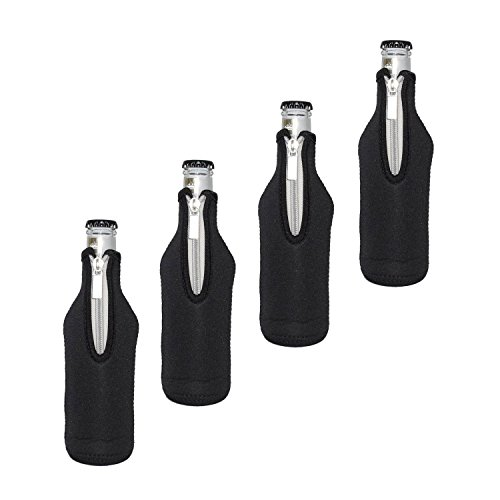 Beer Bottle Coolies Cooler Collapsible