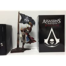 """Assassin's Creed IV Black Flag 18"""" Edward Kenway Figurine Limited Edition - NEW"""