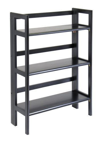 winsome-wood-stackable-folding-3-tier-shelf-black