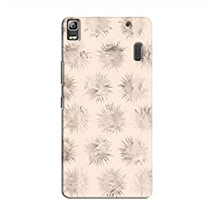 Cover It Up - Silver Star Pale Pink A7000 / K3 Note Hard Case