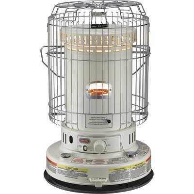 Dyna-Glo RMC-95C6 Indoor Kerosene Convection Heater 23000 BTU Ivory  sc 1 st  HVAC Training 101 & Choosing the Best Heater For Your Basement: The Complete Guide