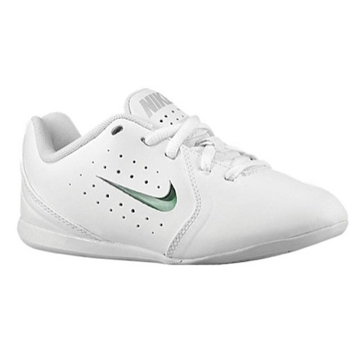 Galleon - NIKE Kids Girl s YA Sideline III (Toddler Little Kid) White Pure  Platinum White 12 Little Kid M e94a66ab7